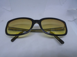 Emporio Armani Eyeglass Frames 601-S 327 Black 54-14-130 Designer Rx Italy - $29.49