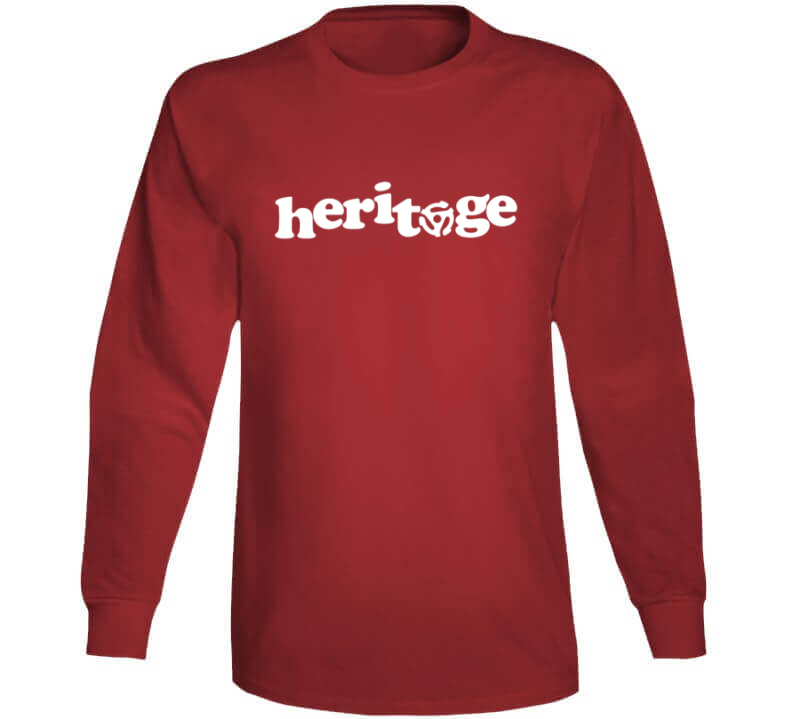 Heritage Original - Men Tee Long Sleeve