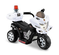 Kid Motorz Lil Patrol in Black and White - $46.93