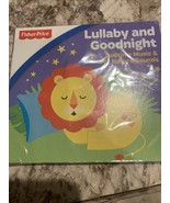Fisher Price Lullaby And Good Night Music CD, Bedtime Music And Nature S... - $5.81