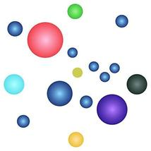 Dots Stencil - 6.5 x 6.5 inch (S) - Large Reusable Polka Dot Allover Pat... - $16.79
