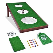 GoSports BattleChip PRO Golf Game   Includes 4' x 2' Target, 16 Foam Bal... - $115.02