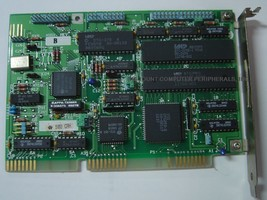 DTC 5180_CRH 16BIT ISA Vintage MFM Hard Drive Controller AS IS