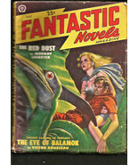 Fantastic Novels Magazine (Pulp) Murray Leinster May 1949 Vol, 3 #1 - $19.00
