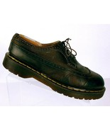 Dr Martens England Brown Leather Wingtip Brogue Smooth Oxford Men's Shoe... - $53.27