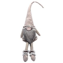 iGnome 20 Inches Handmade Christmas Gnome Decoration Swedish Figurines K... - $14.63