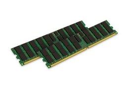 Kingston Technology 8GB Kit (2 x 4GB) 400MHz DDR2 240-pin DIMM Dual Rank for sel - $37.99