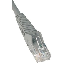 Tripp Lite N201-003-WH CAT-6 Gigabit Snagless Molded Patch Cable (3ft) - $20.36