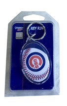 Chicago Cubs 3 Inch Acrylic Key Ring Wincraft Sports - New - $7.69