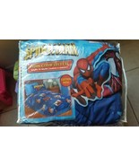 Disneys Spiderman Twin Size Comforter - $39.60