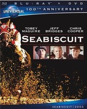 Seabiscuit [Blu-ray + DVD]
