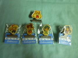 Sailor Moon Vintage Rarest PAPER/BAG Clip Metal Silver Seika Note Movic 5 Inner - $75.98