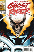 ORIGINAL GHOST RIDER #20 (Marvel Comics) NM! - $1.50
