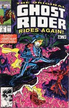 ORIGINAL GHOST RIDER RIDES AGAIN #5 (Marvel Comics) NM! - $2.50
