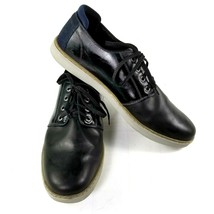 Skechers Mens Shoes Size 13 Classic Fit Oxford Black Lace Up Leather / S... - $34.60