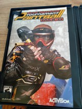 Sony PS2 Gregg Hastings Tournament Paintball Max'D~COMPLETE image 2