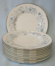 Wedgwood Belle Flure Bread or Dessert Plate, Set of 10 - $40.48