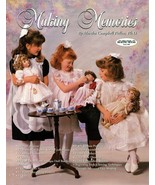 Making Memories By Martha Pullen Anitque Garments, Doll Dresses, Girl's ... - £13.64 GBP