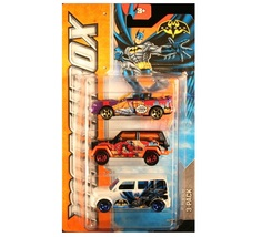 Matchbox Batman 3-Pack. 1:64 Scale diecast - $7.99