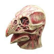 Doctor Schnabel Mask Cosplay Plague Horror Punk Halloween Stage Costume ... - £30.88 GBP