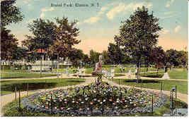 The Brand Park Gazebo Elmira New York Vintage Post Card - $3.00