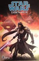 Dark Horse Comics Star Wars Dawn of the Jedi Promo Force Storm Poster NE... - $7.95