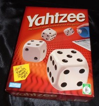 Yahtzee Dice Game by Parker Brothers Game Family Fun Complete Ages 8+ - $8.41