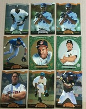 1995 UPPER DECK SP 20 CARD DIE CUT LOT - $4.95