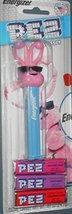 Pez Energizer Bunny Pez Dispenser with 3 Pez candy refills - $29.99
