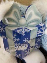 "TIGGER Disney Store Winnie the Pooh  White Plush Blue Sweater Christmas 13"" image 9"