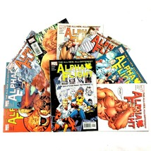 Alpha Flight 9 Issue Comic Book Lot Marvel VF NM 2004 Series 2 3 4 5 7 8 9 10 12 - $19.75