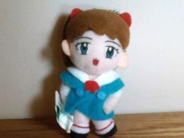 "Neon Genesis Evangelion ""Asuka"" Mini UFO Catcher / Plush  - $6.88"
