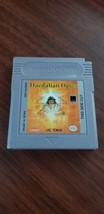 Daedalian Opus (Nintendo Game Boy, 1990) Cartridge - $6.93