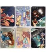 Kiddy Grade (6) Promotional Trading Cards * ANIME - $4.88