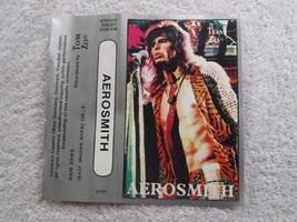 Aerosmith Cassette Made In Poland - $11.40