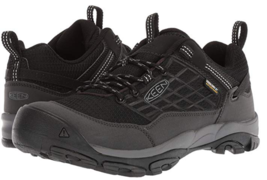 Keen Saltzman Size 9 M (D) EU 42 Men's Waterproof Trail Hiking Shoes Bla... - $107.75