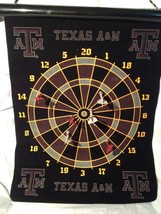 Texas A&M Trademark Magnetic Dart Board Scroll ... - $14.99