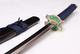Fairy Tail Erza Scarlet Demon Blade Crimson Sakura Cosplay Props Buy - $110.00