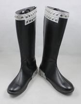 Fairy Tail Gajeel Redfox Cosplay Boots for sale - $65.00