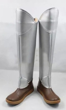 Fairy Tail Rogue Cheney Cosplay Boots for sale - $68.00