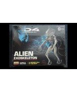 Independence Day ID4 ALIEN Exoskeleton Model~Detail WOW - $19.76