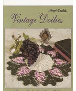Vintage Doilies Reproduction Crochet Patterns G... - $8.99