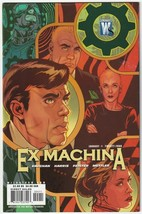 Ex Machina #24 January 2006 Wildstorm DC - $2.34