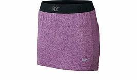 NEW! Purple [L] NIKE Womens Converge Seamless Training Golf Skort 725780 - $79.08