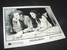 1996 Bernardo Bertolucci's STEALING BEAUTY Movie Photo Jason Flemyng Liv Tyler - $9.99