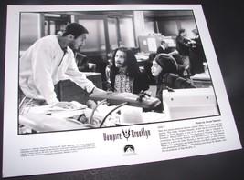1995 Wes Craven Movie Vampire In Brooklyn Press Photo Eddie Murphy Angela Basset - $9.87