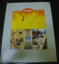 Swire Cola Factory Hong Kong Souvenir Booklet 1990s AD spring sun Coca coke - $9.50