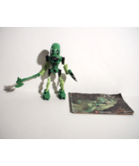 Lego Bionicle 8535 Lewa Green Complete With Instructions Mata Nui Toa - $12.99