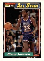 Magic Johnson 1992-93 Topps #126 - $1.48