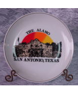 The Alamo San Antonio, Texas Souvenir Plate  - ... - $5.00
